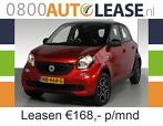 Smart Forfour 1.0 52KW | Lease € 168,– per mnd