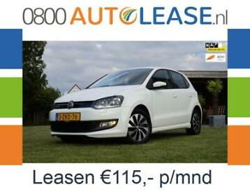 Volkswagen Polo 1.4 TDI BlueMotion | Financial Lease