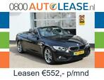 BMW 4 Serie Cabrio (f33) 420i High Execut | Financial Lease