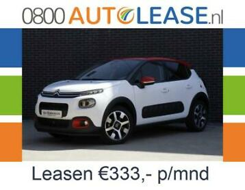 Citroen C3 1.2 PureTech 110PK S&S Shine | Financial Lease