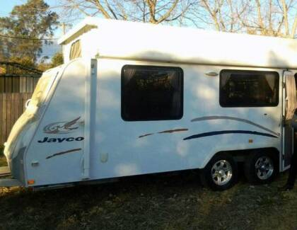 Model Jayco Canberra  Pre Owned Vans