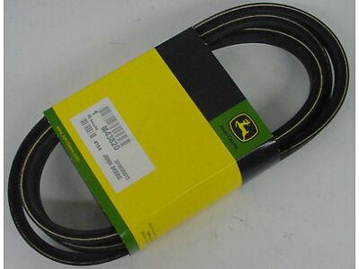 """JOHN DEERE Genuine OEM Secondary Mower Deck Belt M43820 42"""" 42C LX GT GX SERIES"""