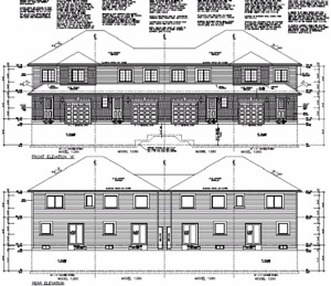 Newly Constructed homes for rent
