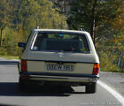 Mercedes W123 230 TE Test