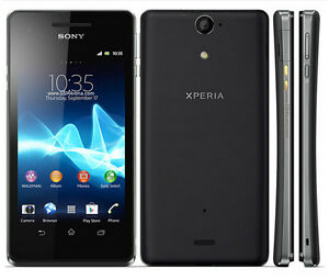 New Original Unlocked Sony Xperia V LT25i 8GB Android Smartphone 13MP Black