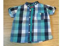 Boys 3-4 shirt and t shirt