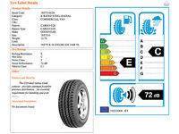185/75 R 16 Goodyear G26 104R TL, Ford Transit, Sprinter Van Tyre 235 65 225 70 15c 195 215 75 225
