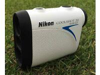 Nikon coolshot 2.0