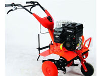 Wanted rotovator and grass strimmer brush cutter can collect garden tiller