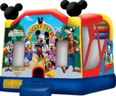 JUMPING CASTLE HIRE FREE OVERNIGHT from $100 Ready Steady JUMP