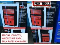 TOOL CHEST CABINETS 2 TIER BLACK FRIDAY SPECIAL SPECIAL JOB LOTS , WHOLE SALE AND BULK RATES