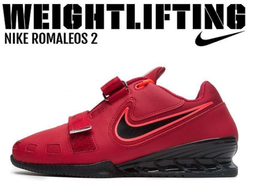 Sporting Goods NIKE Romaleos 2 Weightlifting Powerlifting