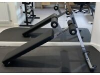 BODY SOLID PRO-STYLE AB BOARD / SIT UP BENCH