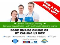 ►Get Your Deposit Back! End Of Tenancy Cleaning◄