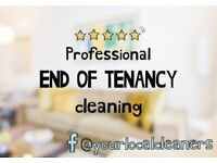 Professional End of Tenancy Property Cleaning