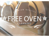 Detailed professional end of tenancy cleaning with free oven cleaning! Portsmouth Havant Gosport