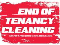 Professional end of tenancy cleaning with free oven cleaning! Portsmouth Havant Gosport Fareham Lee