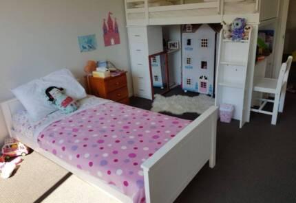 Bunk Bed (Including Mattresses)