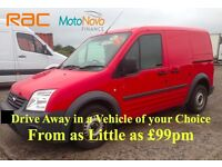 2011 Ford Connect T200 SWB 1.8L 75bhp