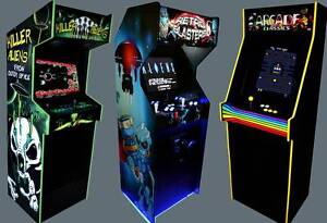 Arcade Machines from $1299 - $1999 Bundall Gold Coast City Preview