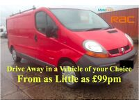 2004 Renault Trafic LL29 with a Full Years PSV