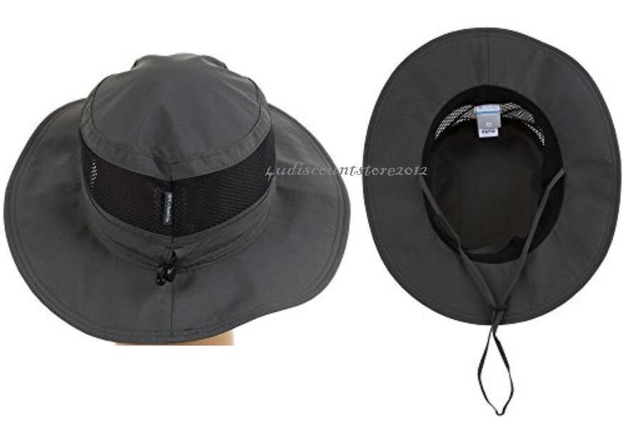 NEW Columbia Bora Bora Booney II Hat GRILL, One Size