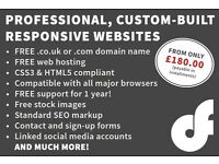 Freelance Web Designer | Professional, custom-built repsonsive websites in Berkshire