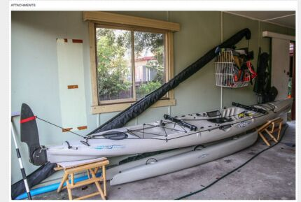 Hobie Adventure island for Sale 3600 Mount Keira Wollongong Area Preview