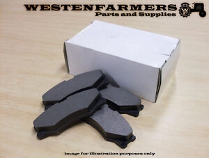 FRONT Brake pads to suit Nissan Maxima J31 (limited stock)