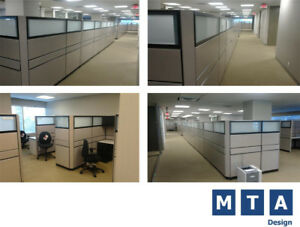Office Furniture/Cubicles/Work Stations/Filing Cabinets/Chairs..