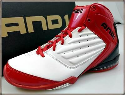 AND1 Master 2 Mid Basketballschuhe Gr.41 US 8 Schuhe Sport