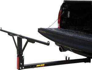 Collapsible Hitch Mount Truck Bed Extender