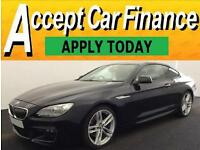 BMW 640 M Sport FROM £103 PER WEEK!