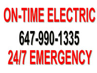 24/7 MASTER ELECTRICIANS - BEST PRICE, BEST SERVICE IN TORONTO