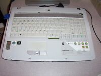"""PARTS/REPAIR 17""""7520 ATHLON 1.7 DUAL WORKS WITH EXTERNAL MONITOR"""