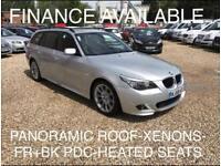 2009 BMW 5 Series 2.0 520d M Sport Touring 5dr Diesel Automatic (154 g/km,