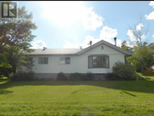 House for rent in Pouce Coupe. BC