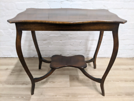 Edwardian Table (DELIVERY AVAILABLE)