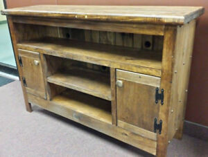Solid Wood Entertainment Units!