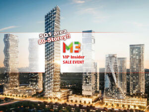 M CITY CONDOS PHASE 3 - VIP SALES! MISSISSAUGA