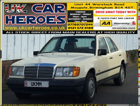 1998 MERCEDES BENZ 230 2.3 AUTOMATIC*CLASSIC MOTOR EXCELLENT CONDITION IN & OUT