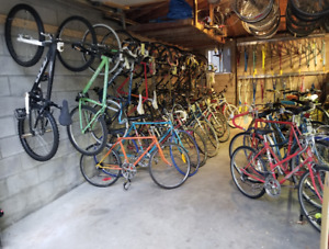 Tax Free Police Auction Bikes