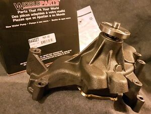 GM 260, 305, 350, 400, 442, 454 WATER PUMP brand new Car Truck