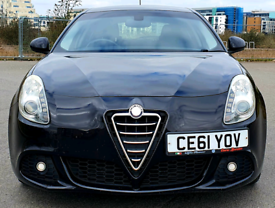 Alfa Romeo Giulietta 2.0 JTDM_2 Lusso 5 door black