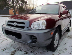 2005 Hyundai Santa Fe Hatchback (PH ONLY)