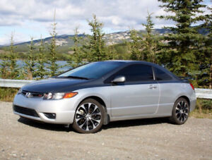 2006 Honda Civic Si Coupe (2 door)