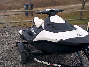 Like BRAND NEW! SEADOO SPARK! L0ADED!! Only 7800 cash!! Firm!!!!