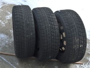 3 Winter Tire ..... 205 / 60 R 15