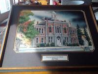 Waterloo County Court House, Kitchener 1852-1964