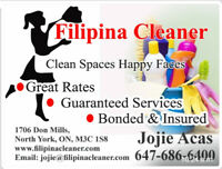 Are you looking for house cleaner;weekly,biweekly,sanitizing!